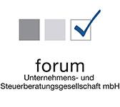 Forum – Unternehmens- und Steuerberatung Logo